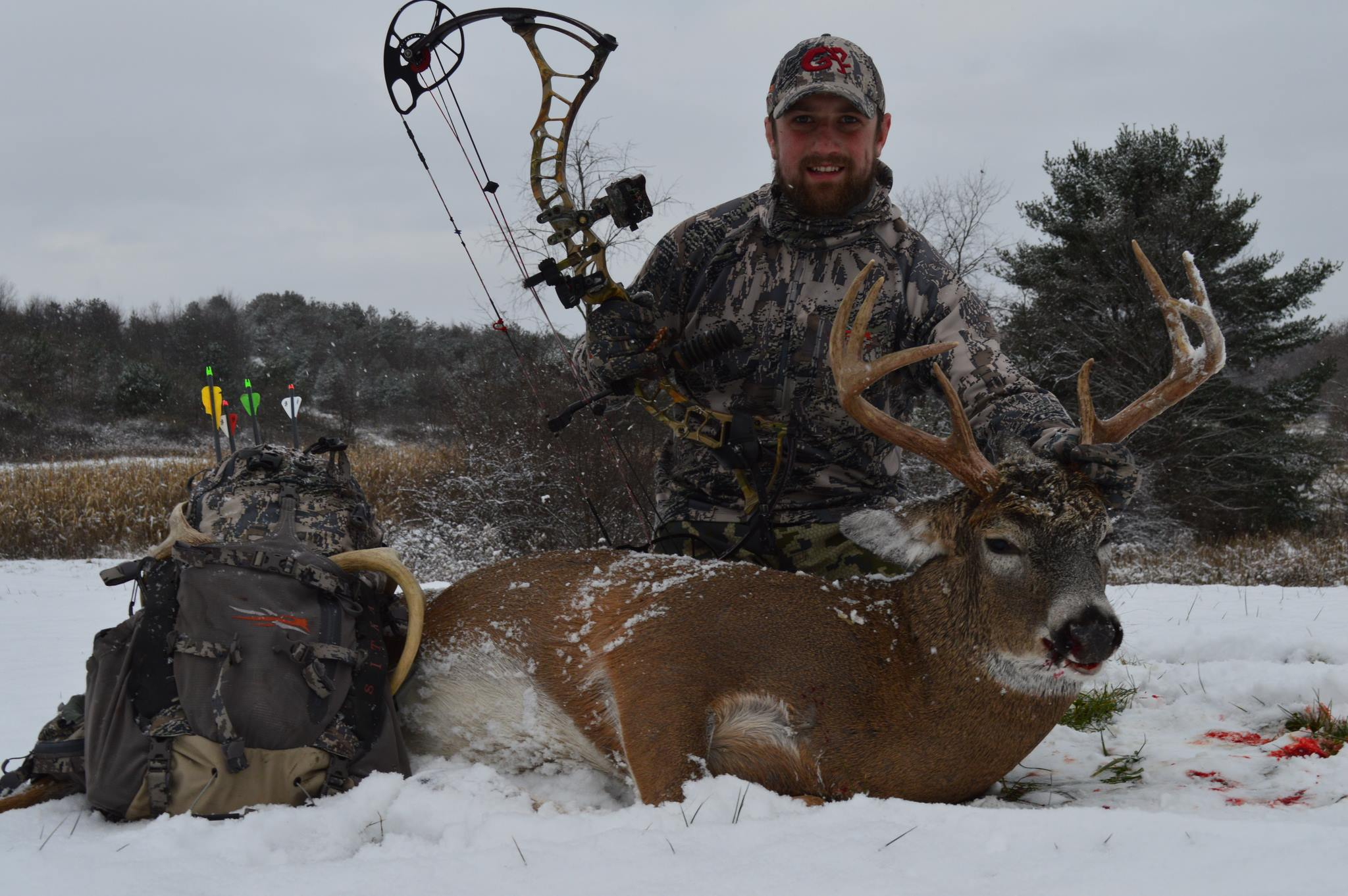Clint Stout Whitetail