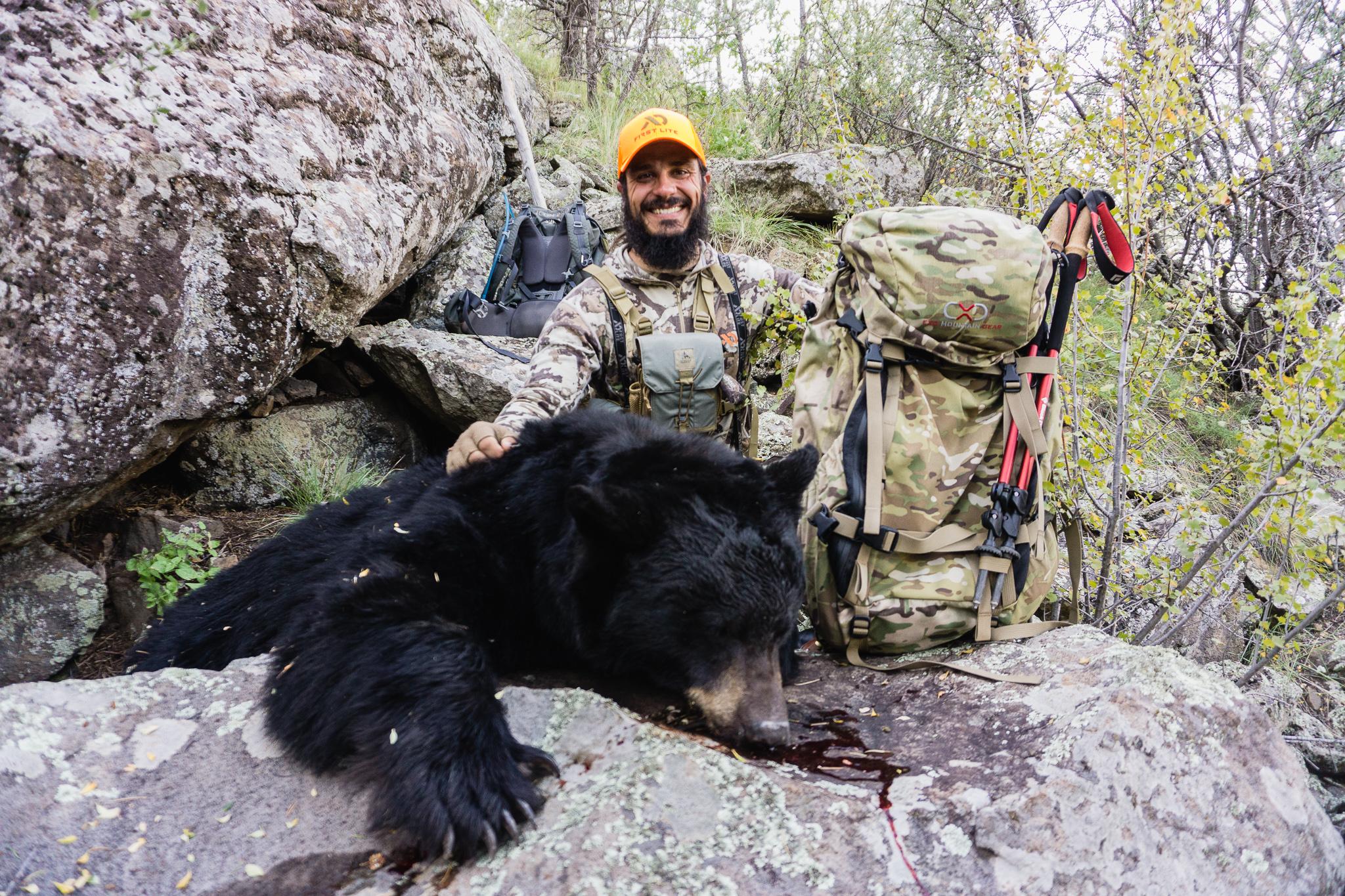 Josh Kirchner Bear
